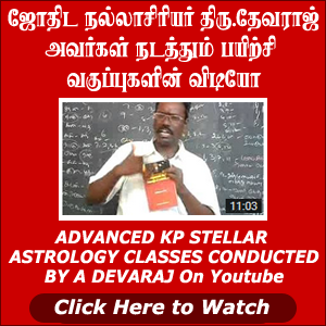 Astrology Classes